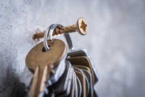 Sleutels kwijt in Kortrijk